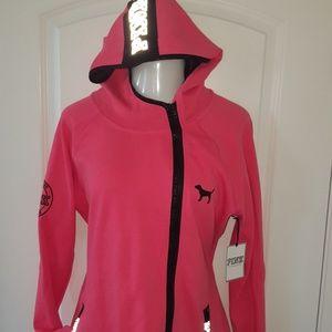 Pink Nation Victoria Secret Jacket L